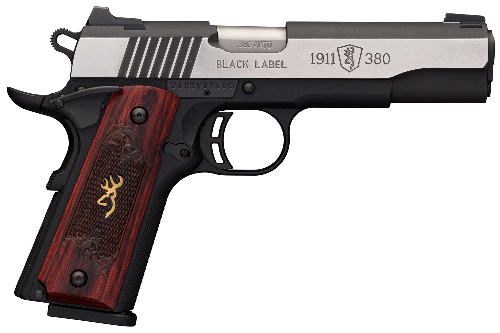 Browning 1911-380 Medallion Pro
