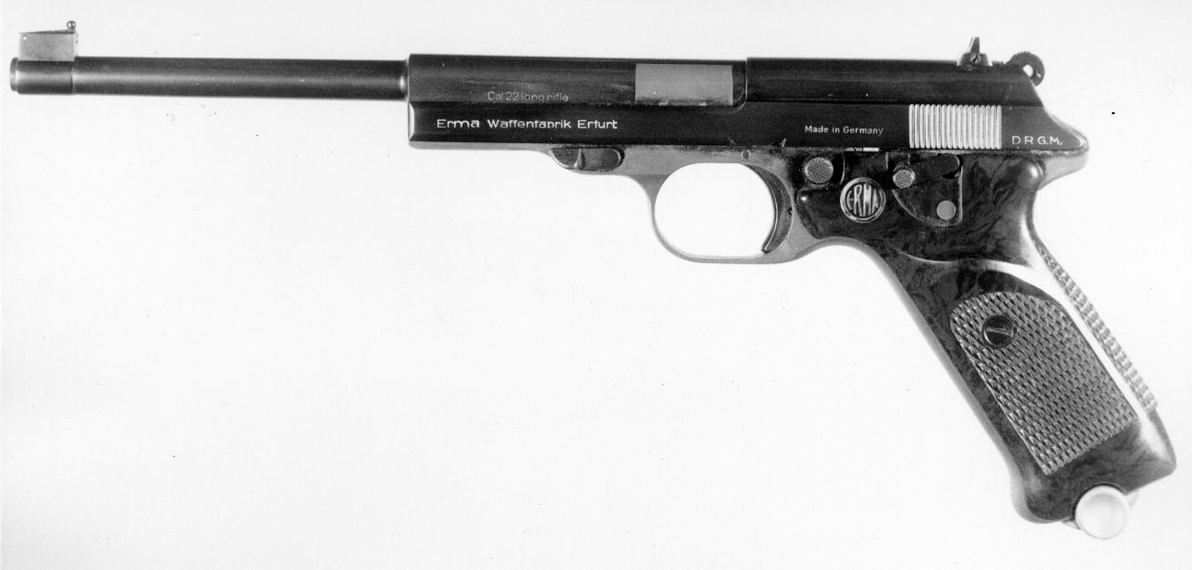 .22 Target Pistol (Old Model)