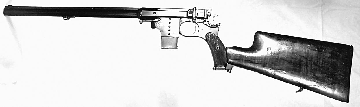 Model 1897 Number 5 Carbine