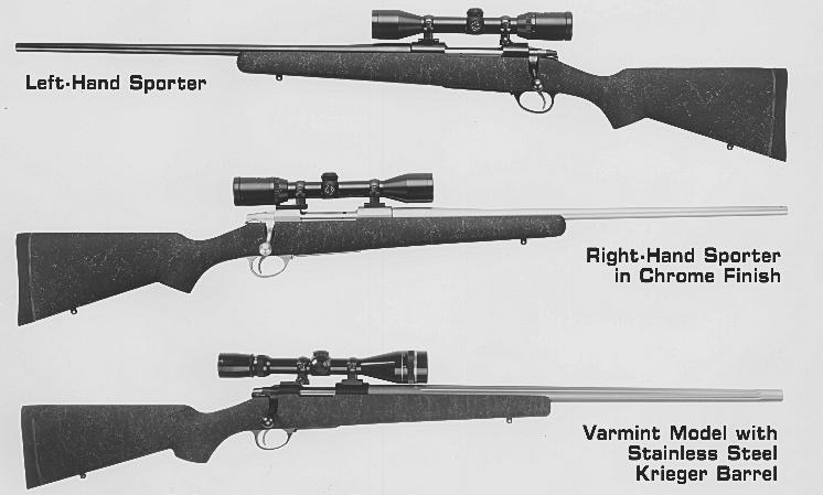 Mountain Eagle Rifle