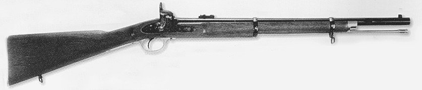 1861 Enfield Artillery Carbine Musketoon
