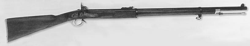 Volunteer Percussion Target Rifle