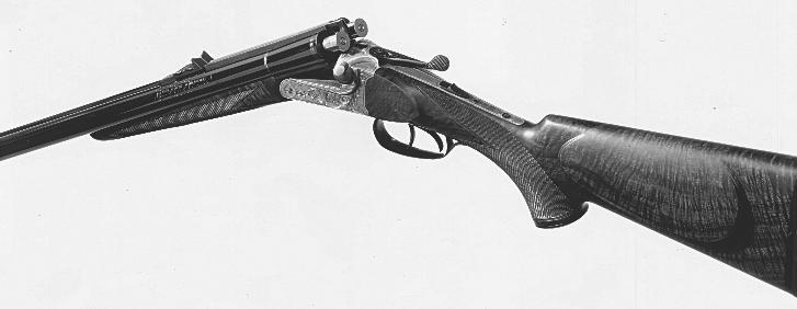 Boxlock Double Rifle