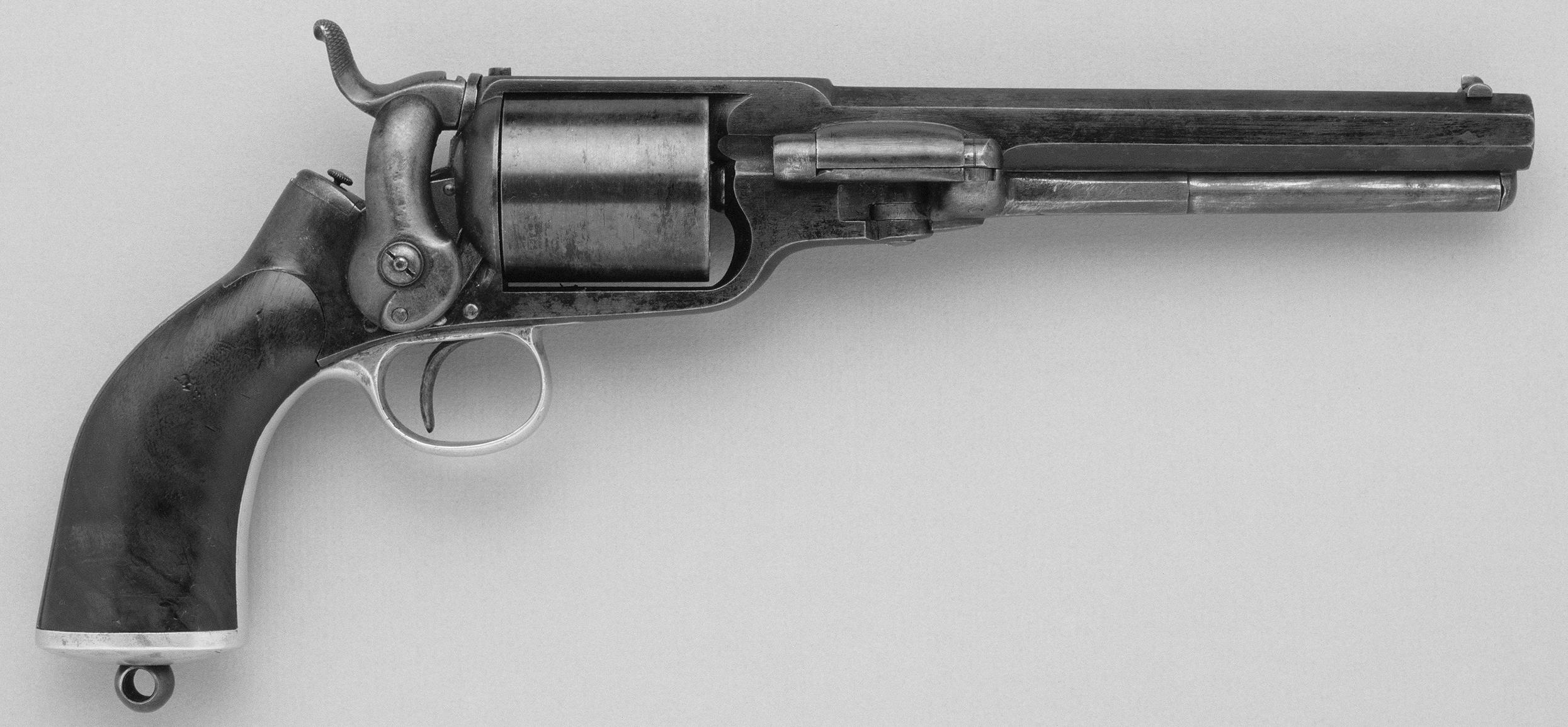 Army Revolver