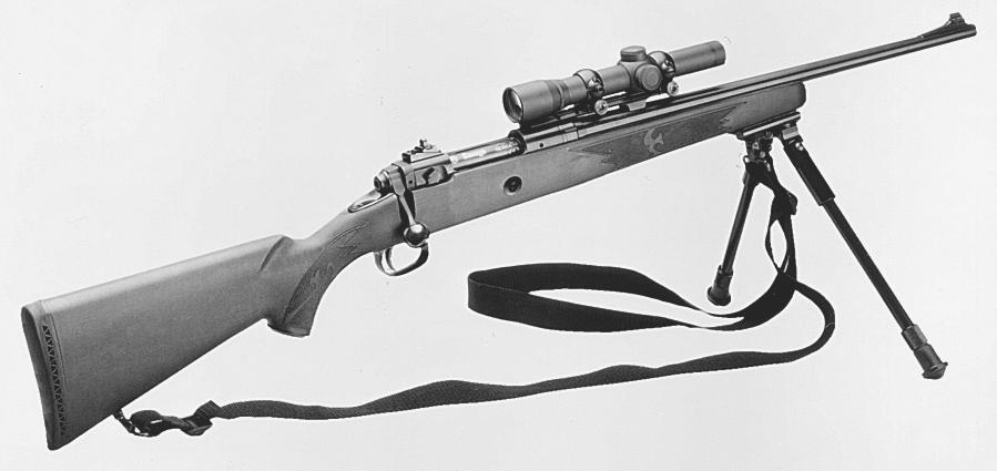 Model 10FCM—Scout Rifle
