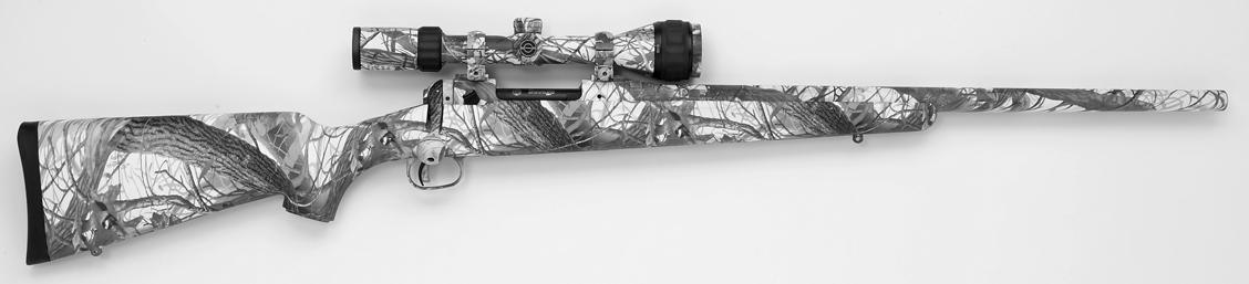 Model 10XP Predator Hunter Bolt-Action Rifle Package