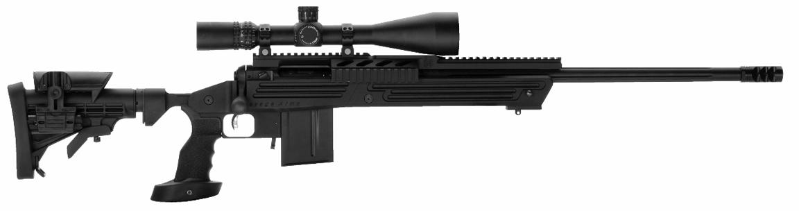 Model 10 BAS Law Enforcement Bolt-Action Rifle