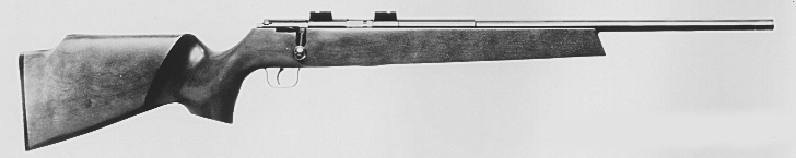 Model 900S—Silhouette