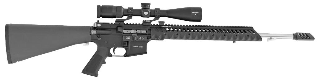 SRC 25-45 Rifle