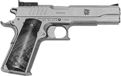 Schuetzen Pistol Works Big Deuce