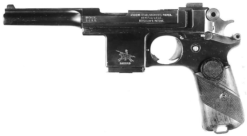 Bergmann Bayard Model 1908