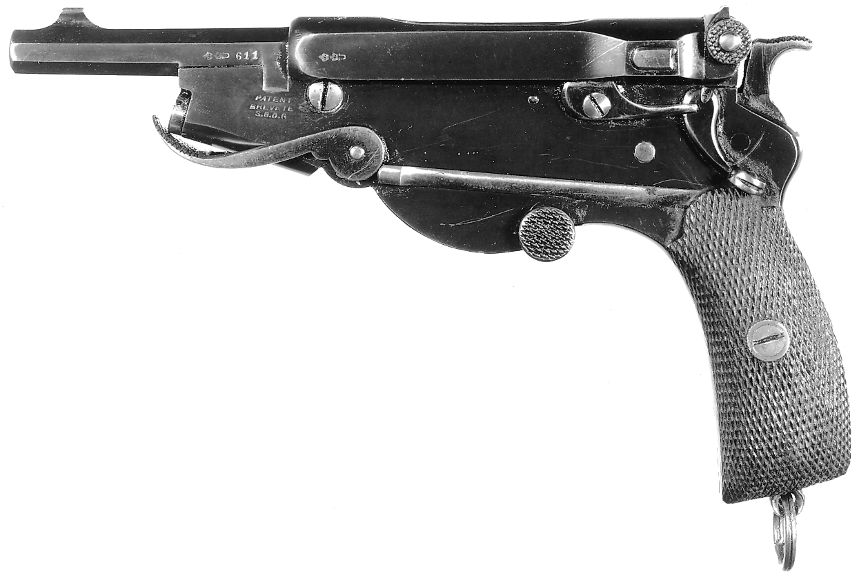 Folding Trigger