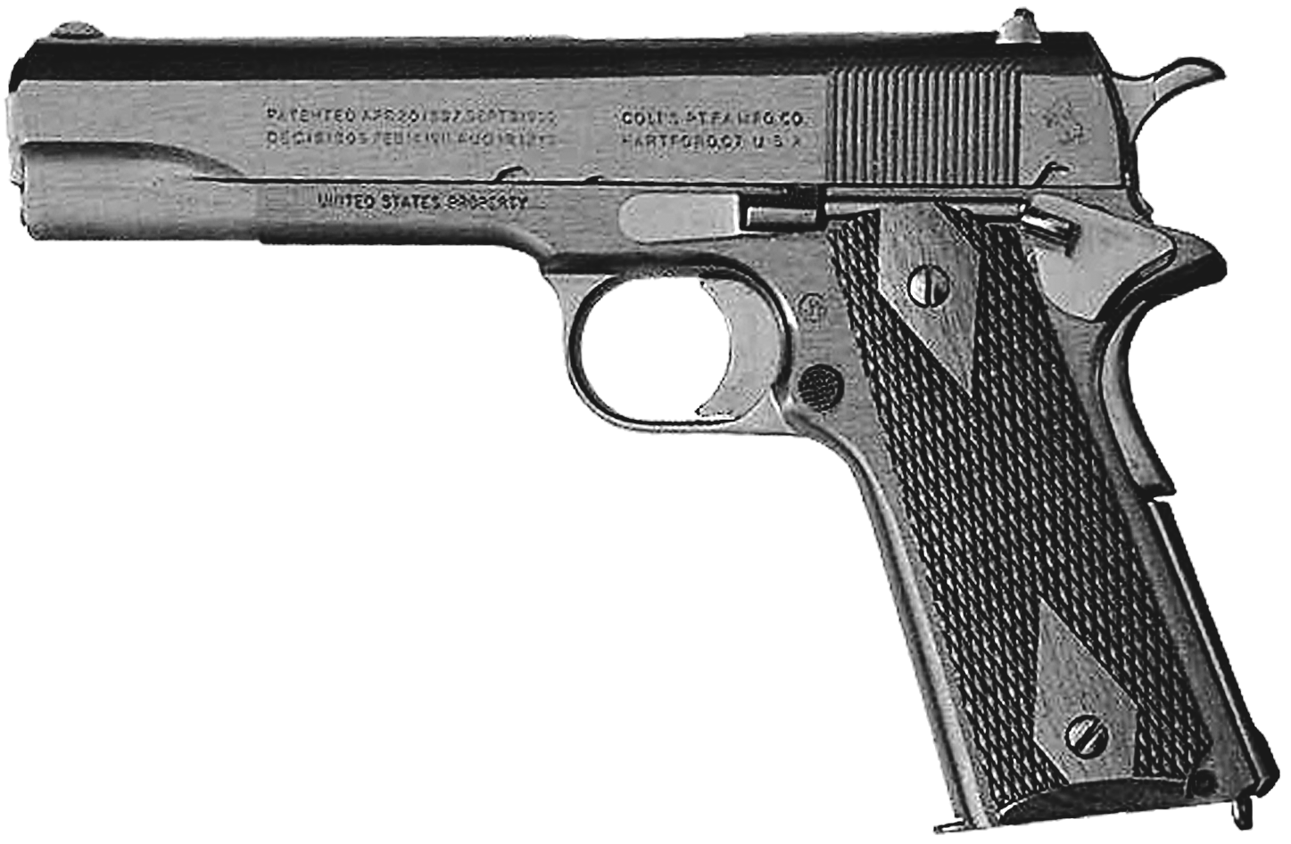 1911 – WWI Replica