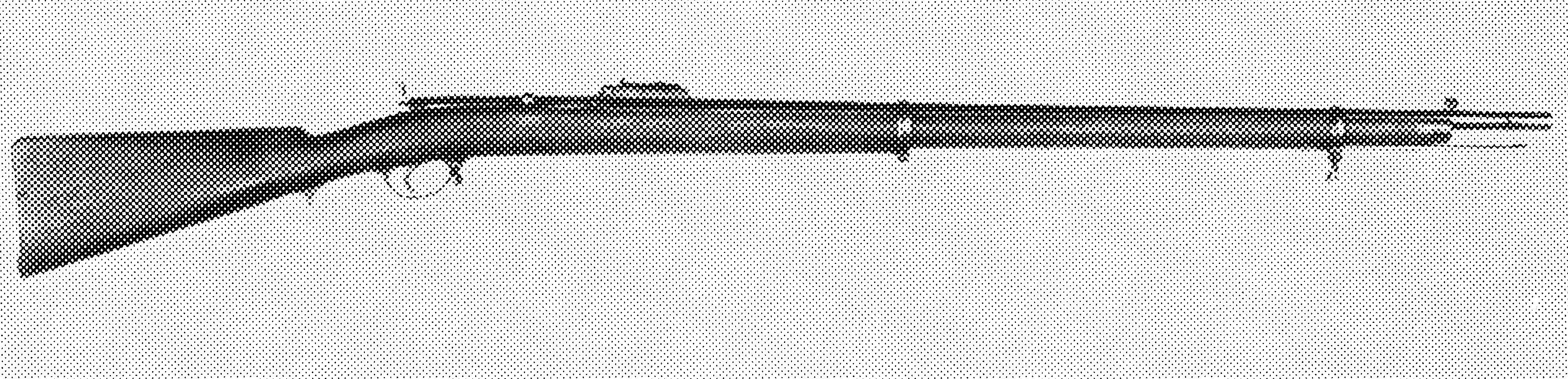 Berdan Single-Shot Rifle