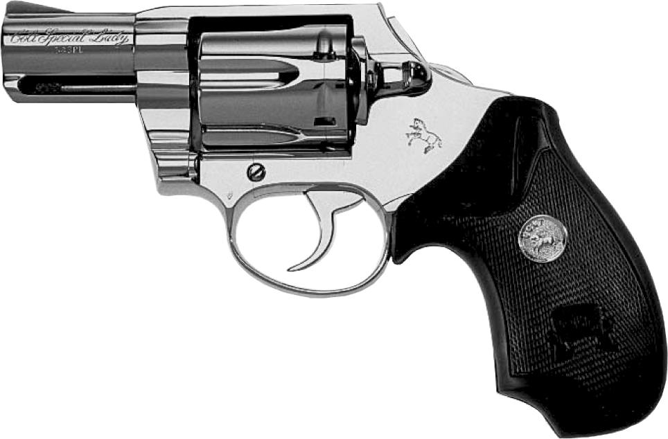 Colt .38 SF-VI Special Lady
