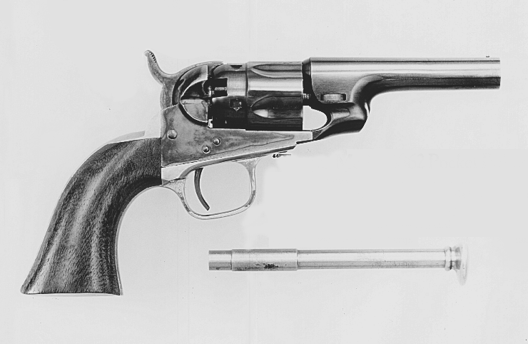 Colt Model 1862 Trapper-Pocket Police