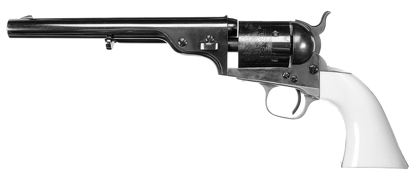 1851 Navy Grip Frame