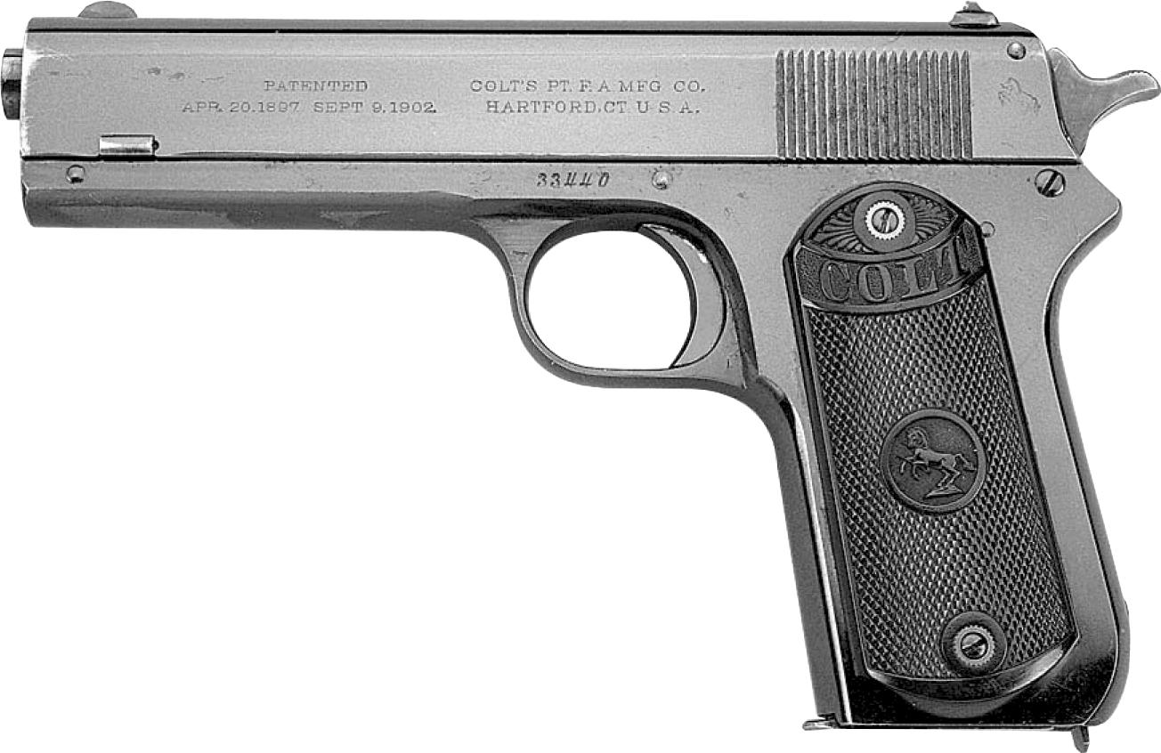 Model 1903 Pocket Hammer Pistol