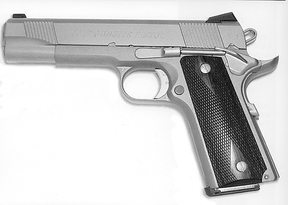 Series 70 Gunsite Pistol