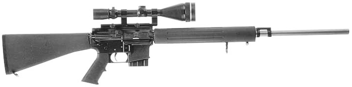 Sporter H-BAR Elite/Accurized Rifle (Model #6724)