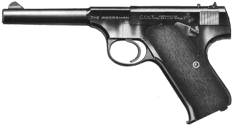 Colt U0026 39 S Patent Fire Arms Manufacturing Company Woodsman