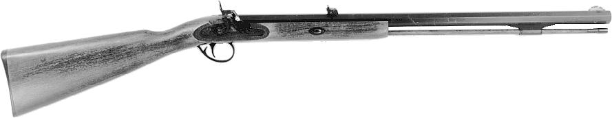 Plainsman Rifle