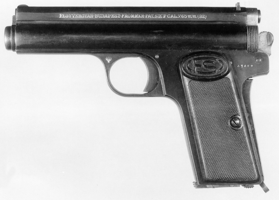 Frommer Stop Model 1912