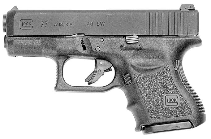 Glock 26 and Glock 27