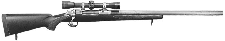 Signature Titanium Mountain Rifle