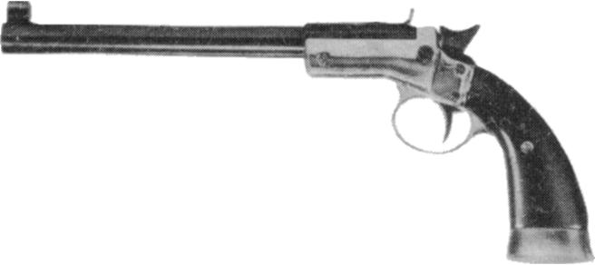 Tip-Up Target Pistol