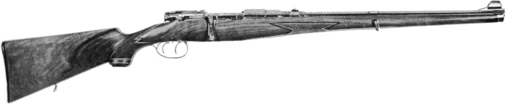 Model 1950 6.5 Carbine