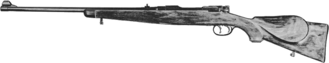Model 1956 Rifle