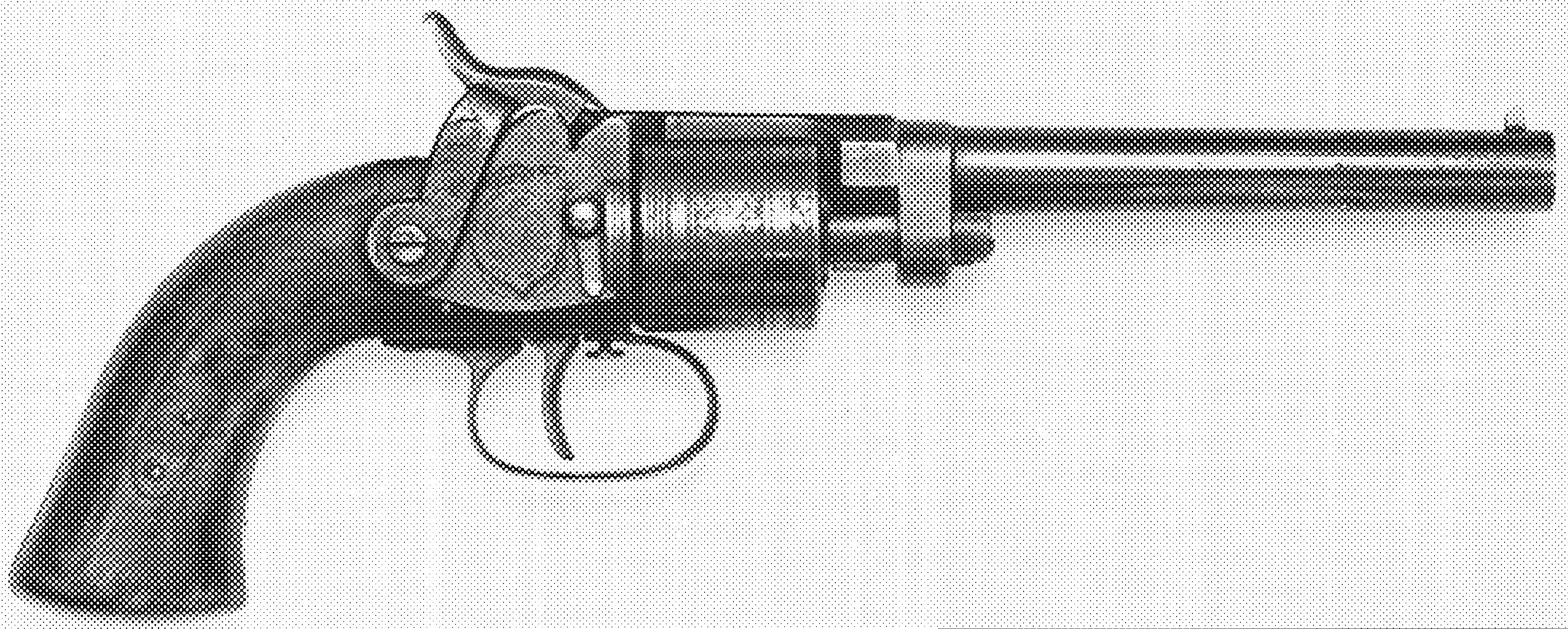Maynard Primed Belt Revolver