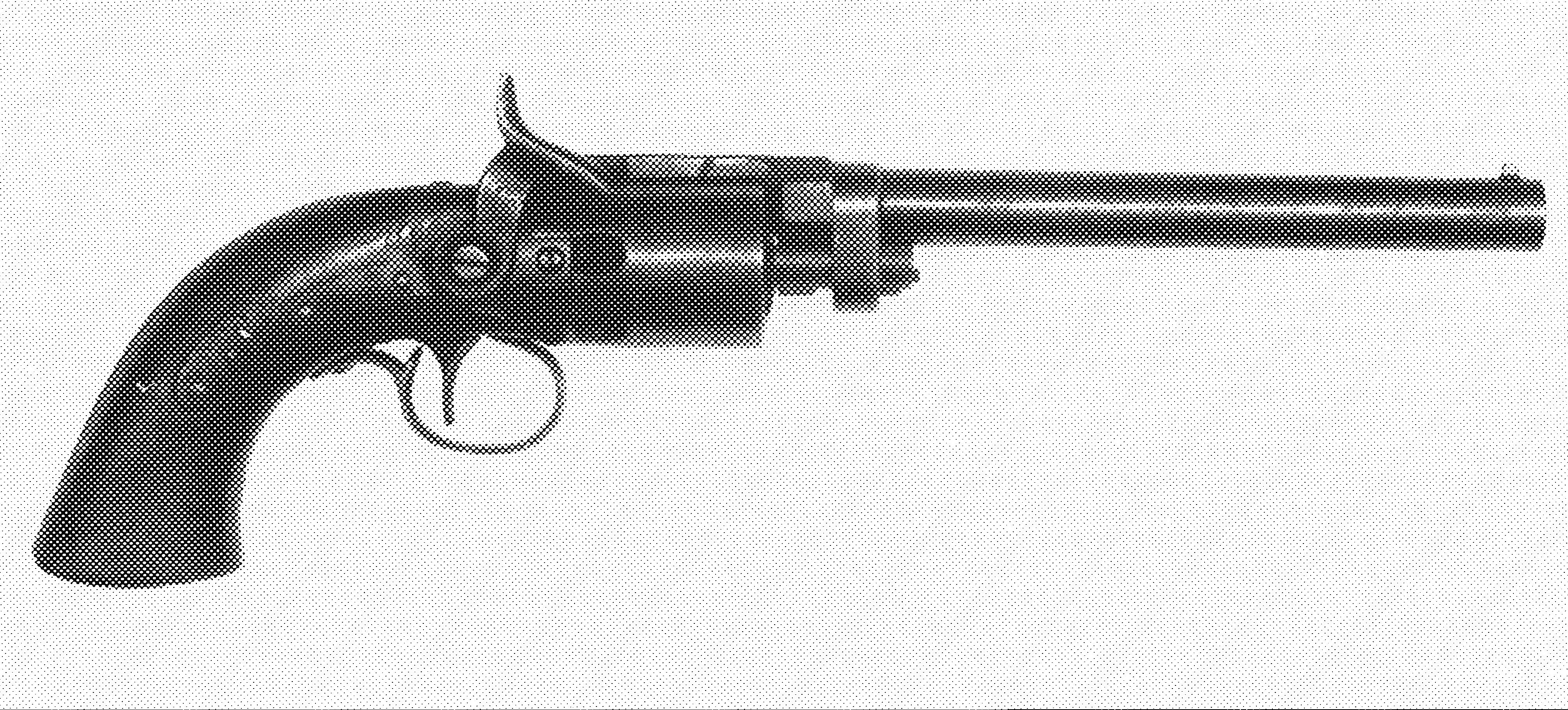 Wesson & Leavitt Belt Revolver