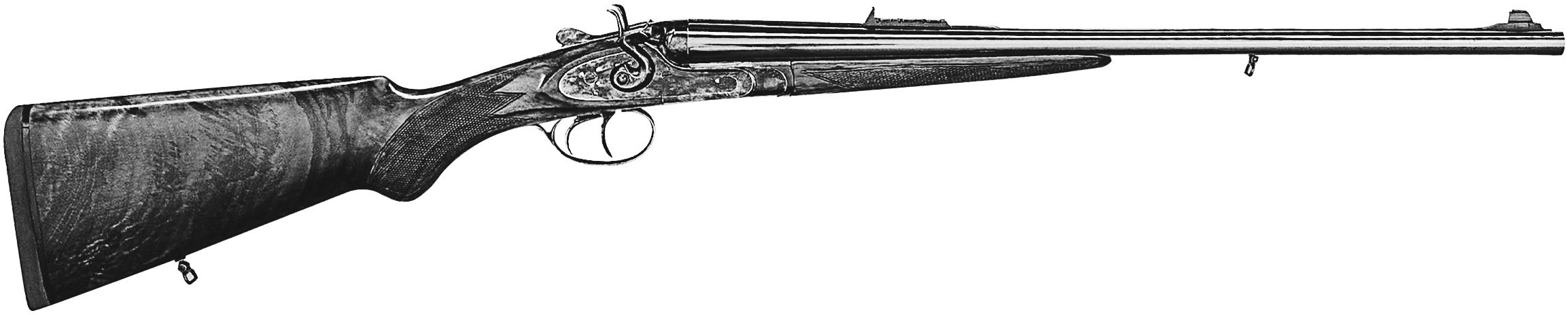 Kodiak Mark IV Express Rifle