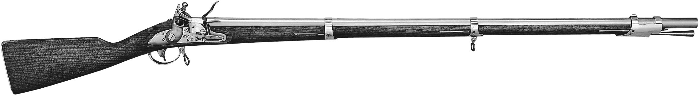Prussian 1809 Flintlock Musket