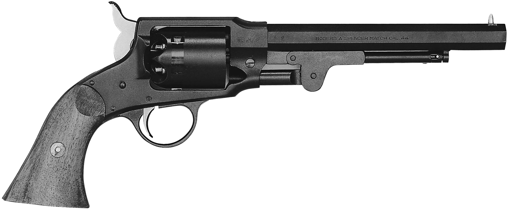 Rogers & Spencer Target Percussion Target Revolver
