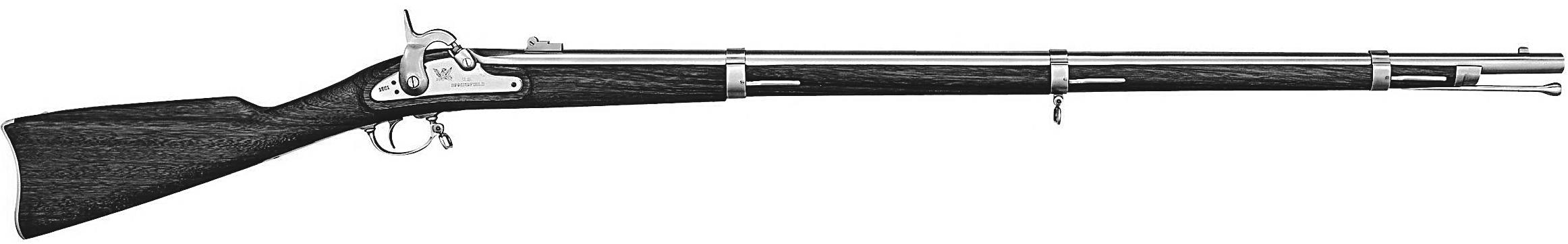 Springfield 1861 Rifle