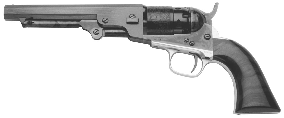 uberti aldo uberti usa colt model 1862 pocket navy revolver gun