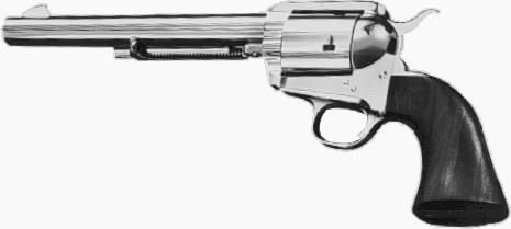 Single-Action Revolver