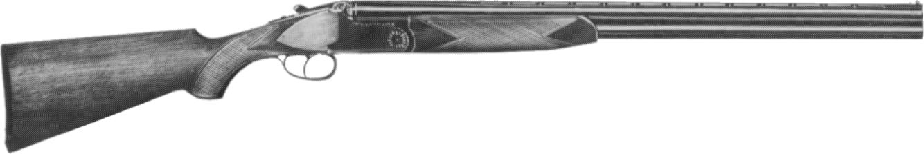 Model 808 Over/Under