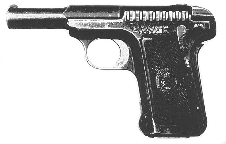 Model 1915 Hammerless