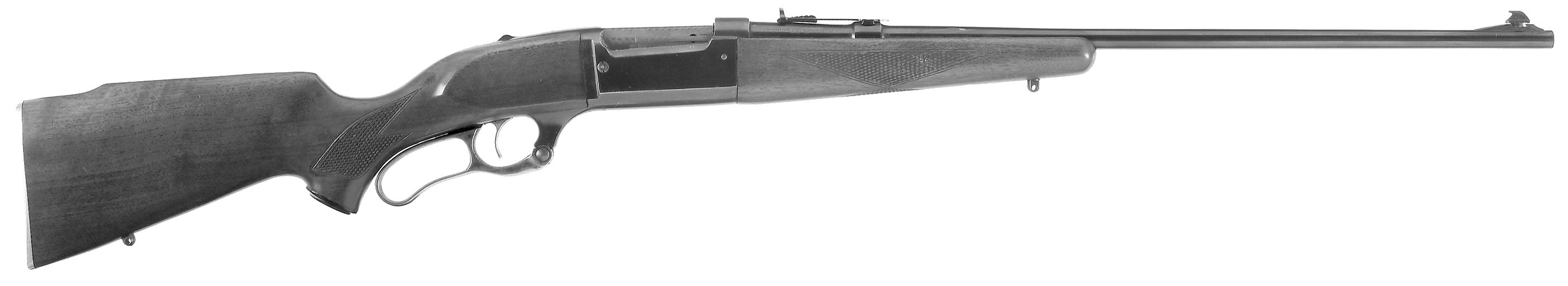 Model 99-R Heavy Stocked Rifle