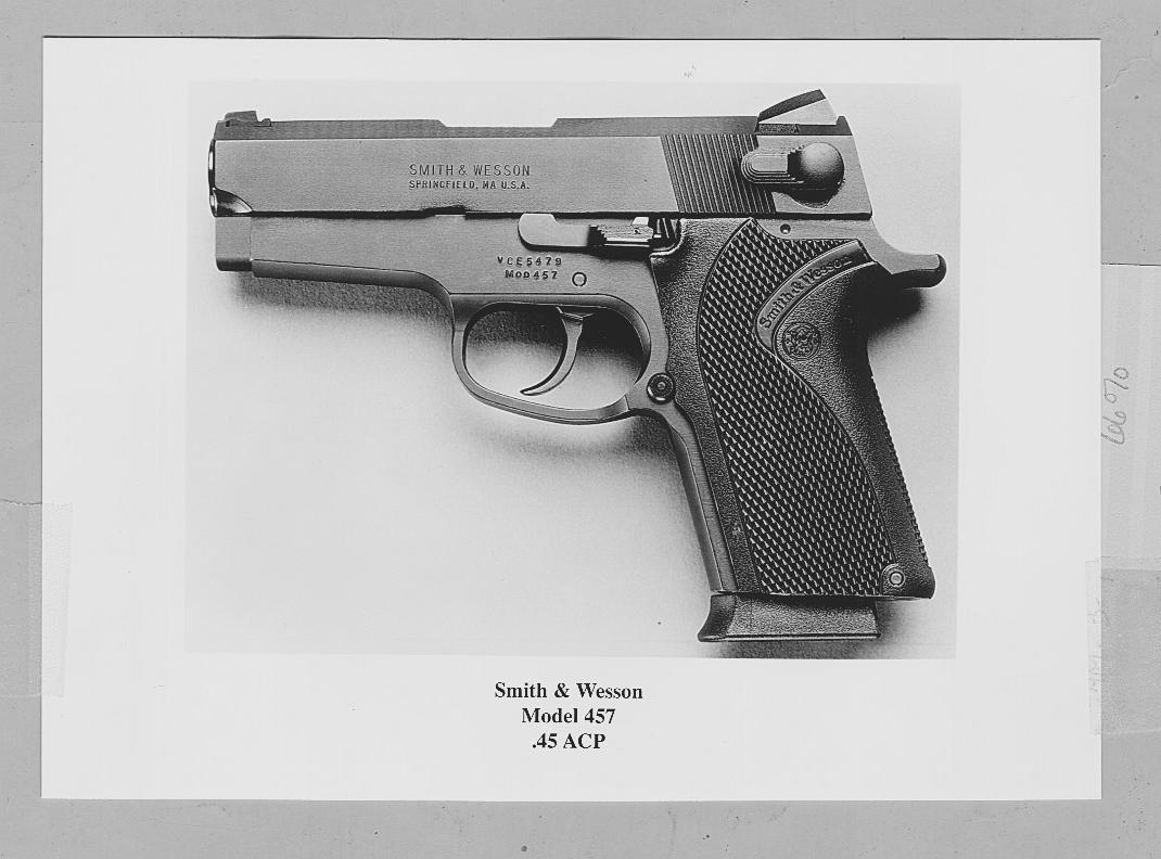 Smith  U0026 Wesson 457    Gun Values By Gun Digest