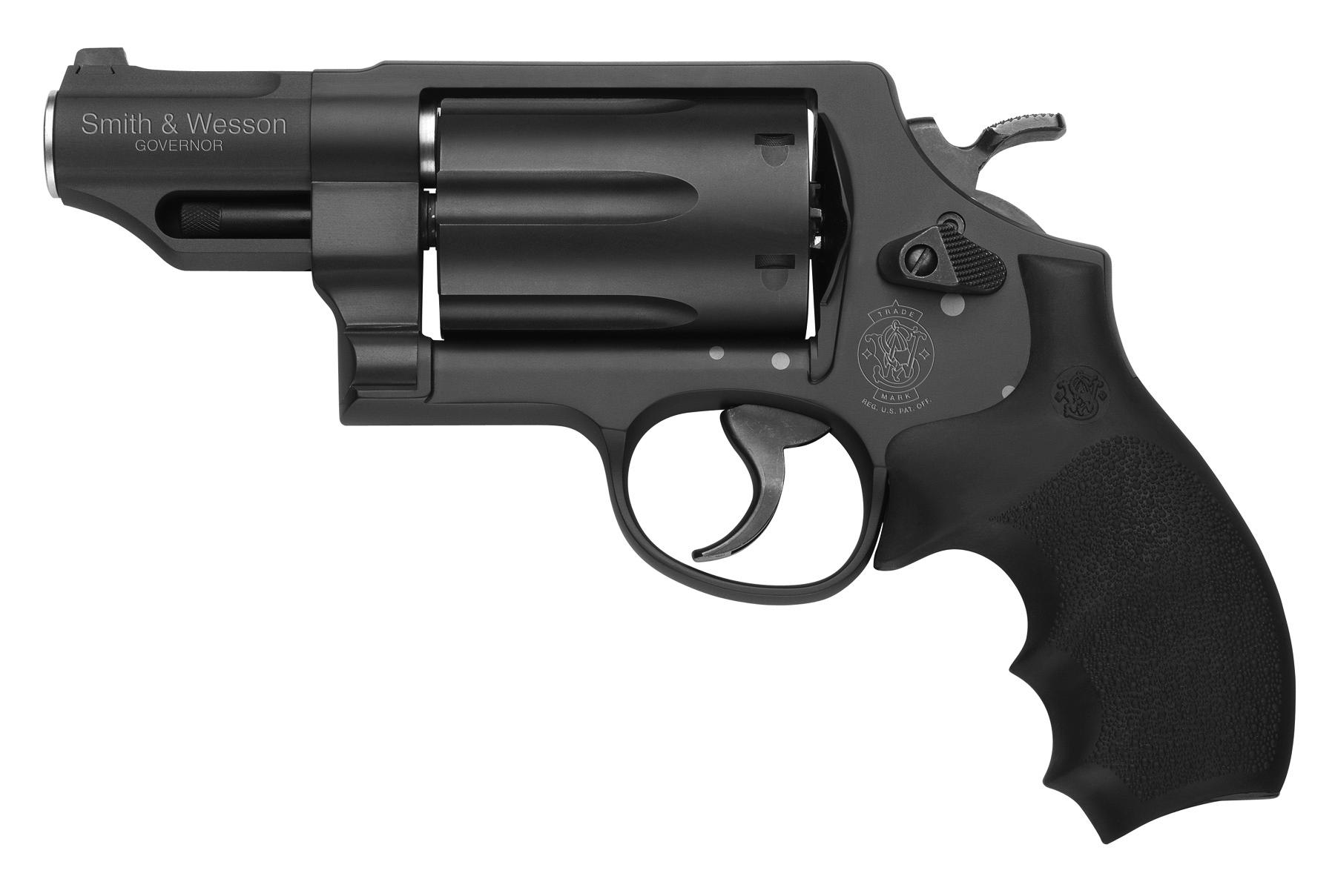 Smith & Wesson Military & Police (M&p) Revolver Series Models :: Gun ...