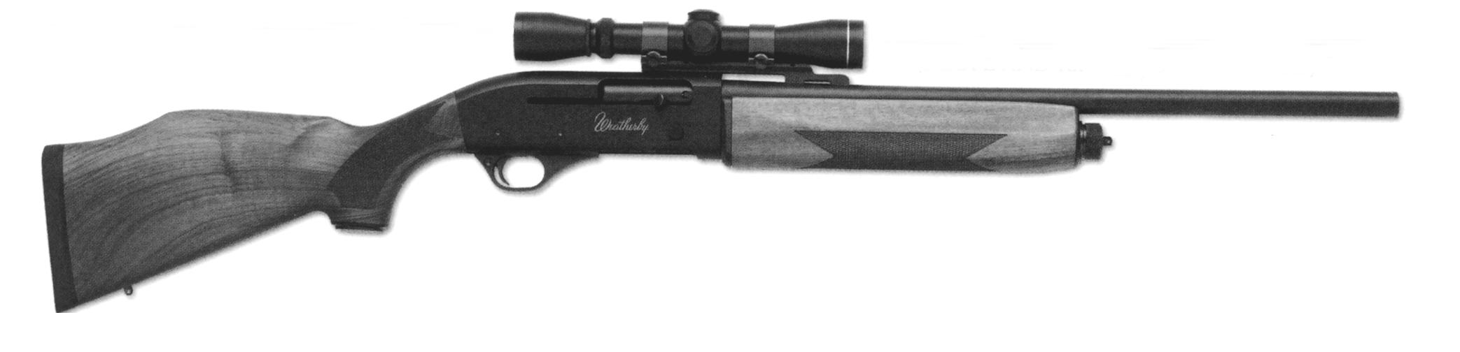 Model SAS Slug Gun
