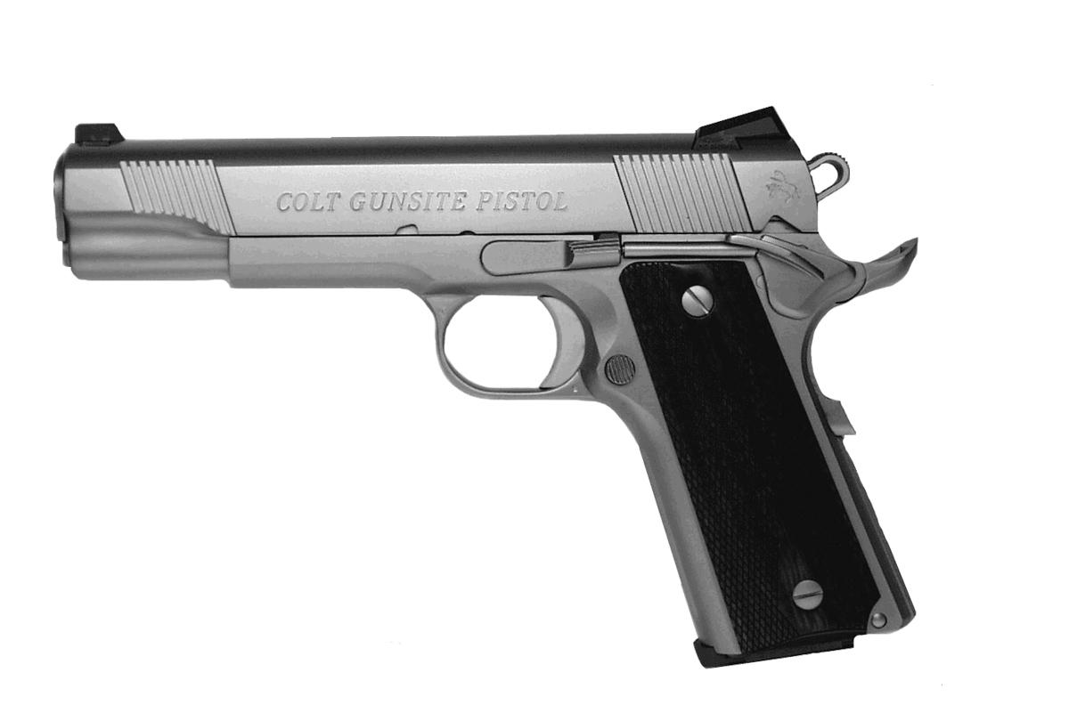 Gunsite Model 1911