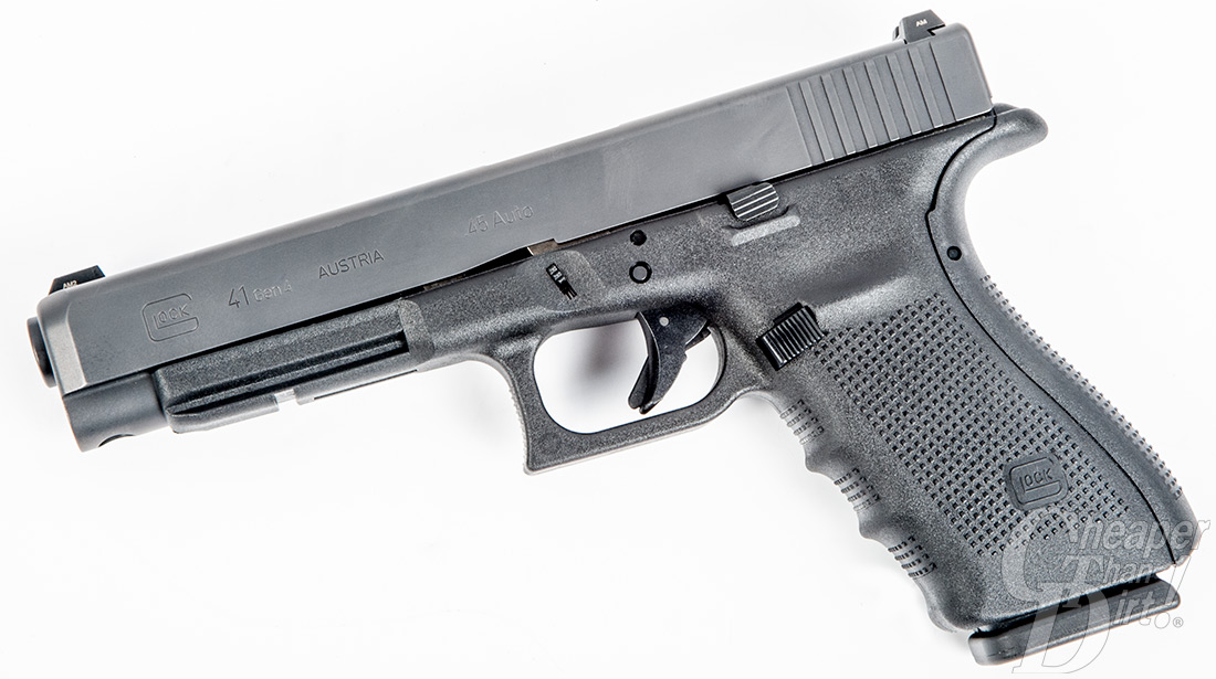 Glock 41 Sport/Service Competition