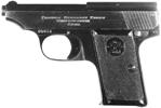 Bergmann Erben Model II Pistol