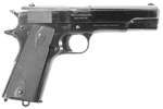 """Early Colt 1911 Commercial """"Government Model"""""""
